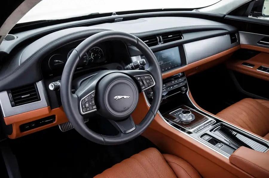 2015 Jaguar XF 30 TDV6 S Review Review Autocar