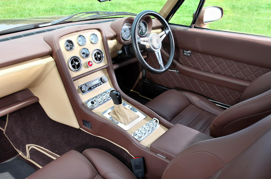 Jensen Interceptor R Supercharged First Drive