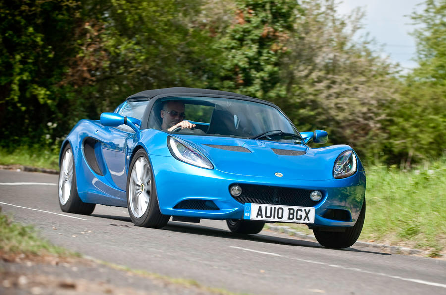 Lotus Elise Review 2017 Autocar