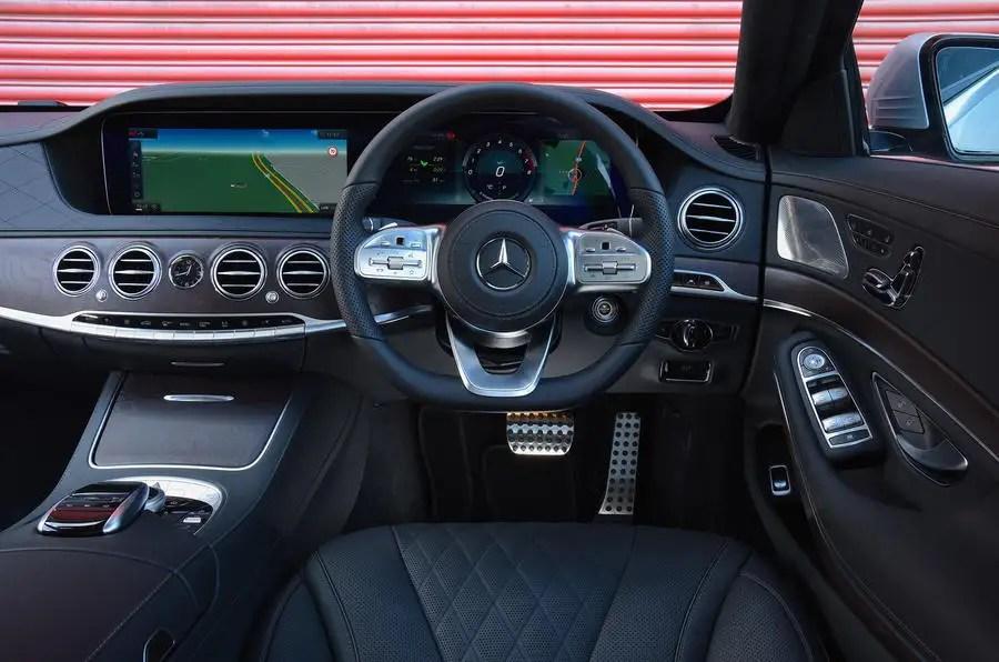 Mercedes Benz S Class Review 2018 Autocar