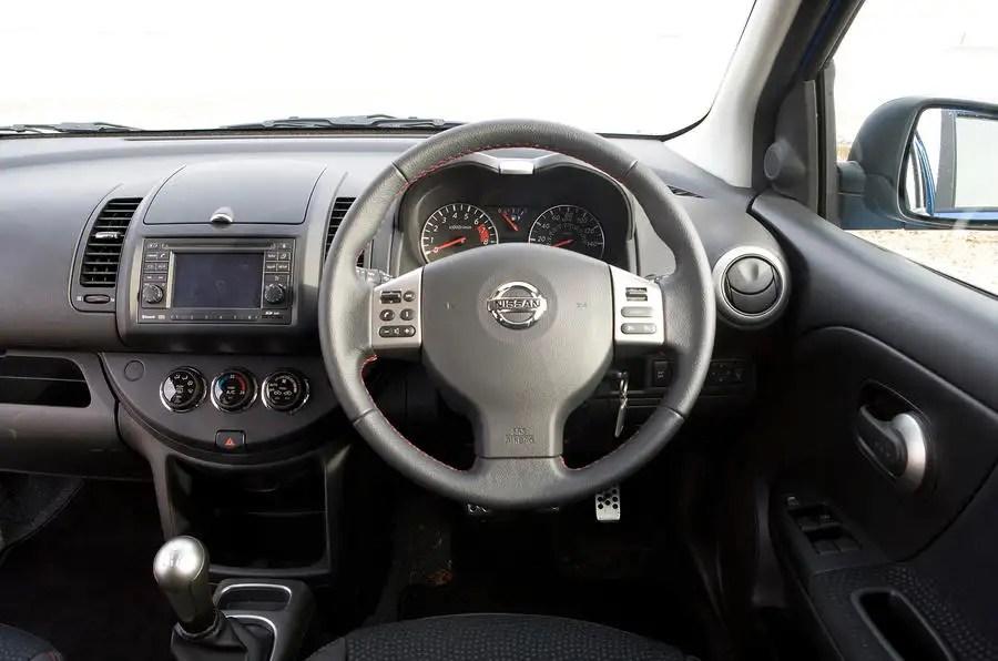 Nissan Note 2006 2013 Interior Autocar