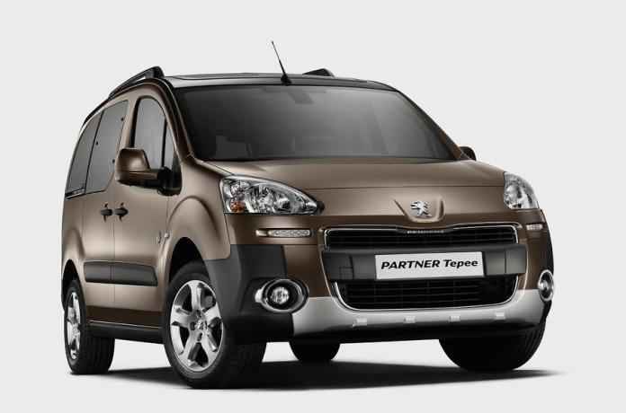 Image result for Peugeot Partner Tepee