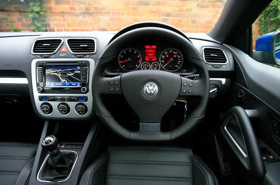 Karmann Ghia Interior