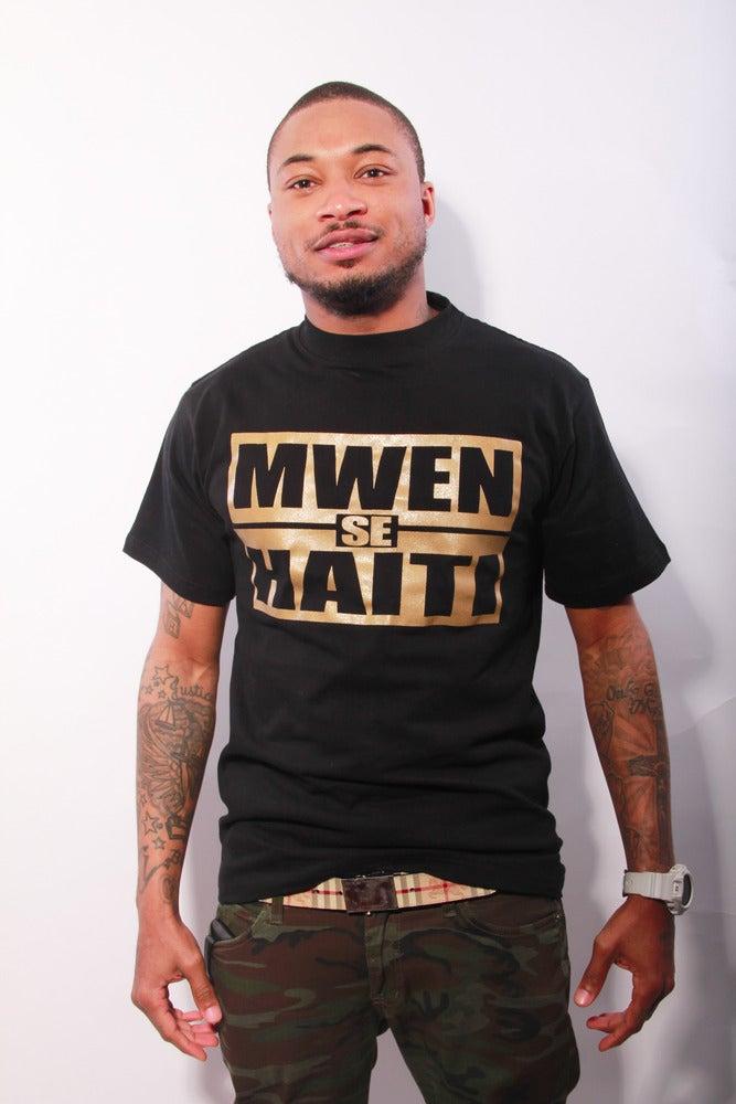 Image of MwenSeHaiti Male GOLD