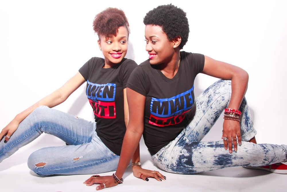 Image of MwenSeHaiti Female Black