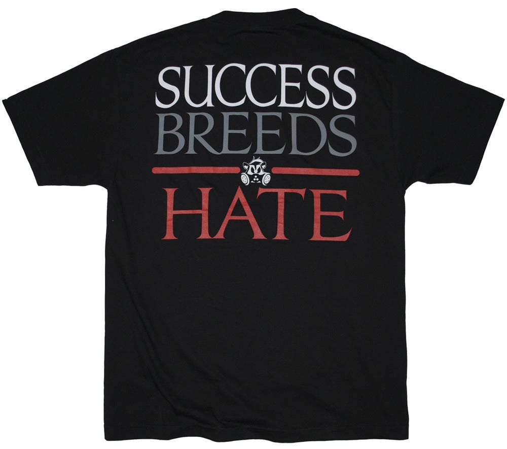 Success Breeds Hate