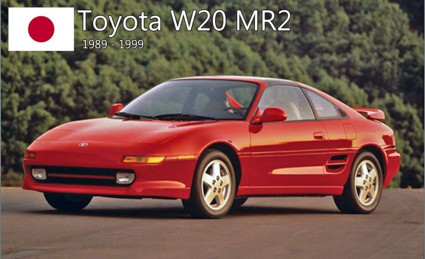 Toyota - The Toyota MR2, an all-time classic. - Blog
