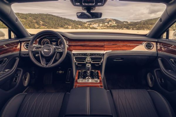 Bentley Flying Spur Review: Luxury Car King And Suprise Super Saloon Bruiser