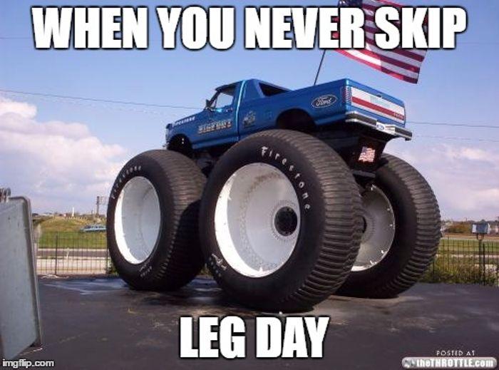 Its Ok To Skip Leg Day Sometimes