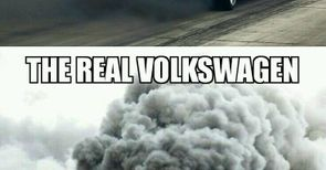 Volkswagen Memes Car Throttle