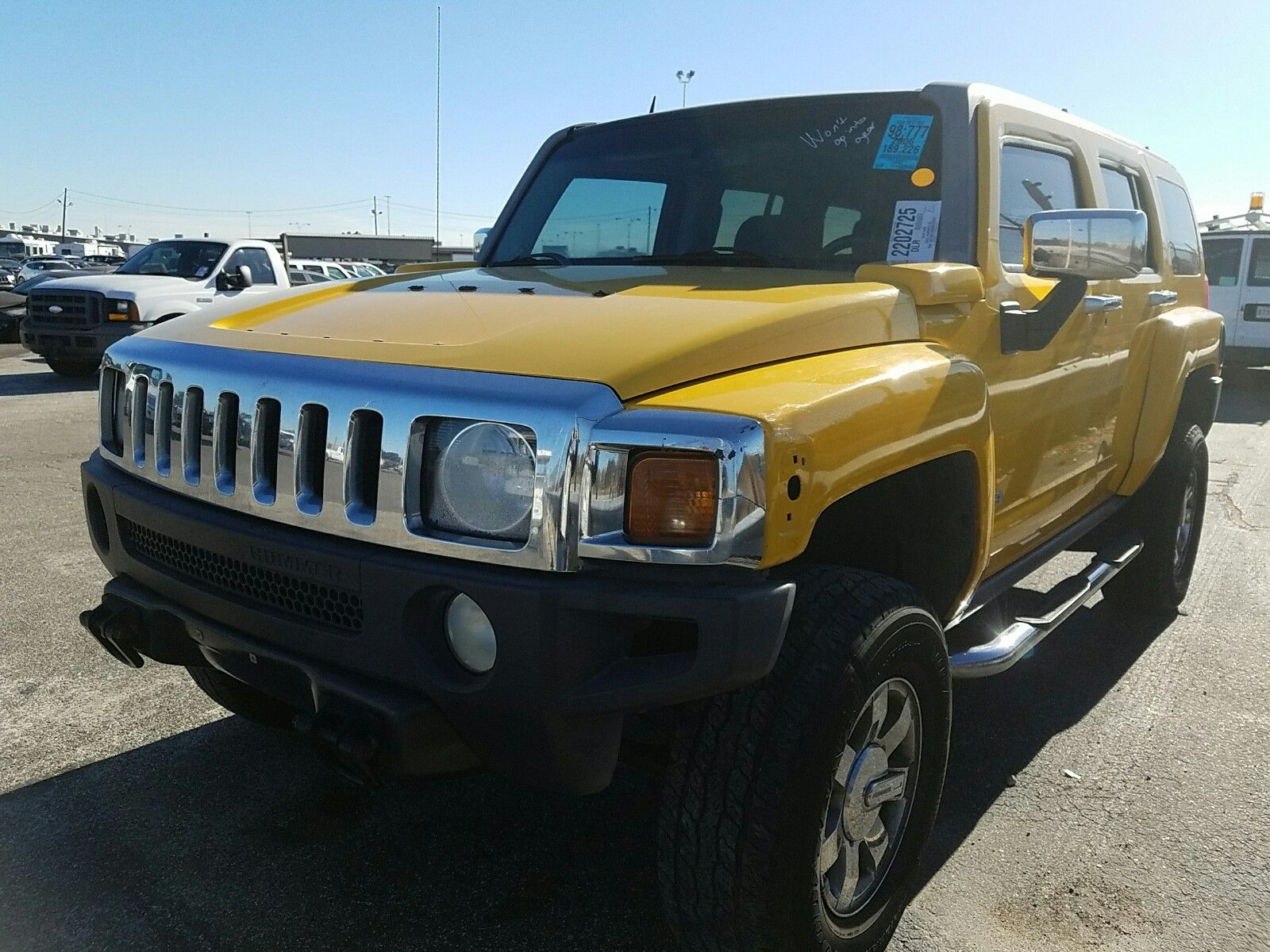 Salvage Hummer For Sale