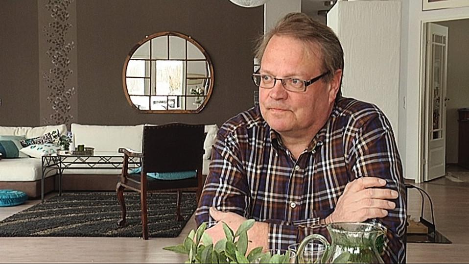 Luopuva kansanedustaja Heikki A. Ollila