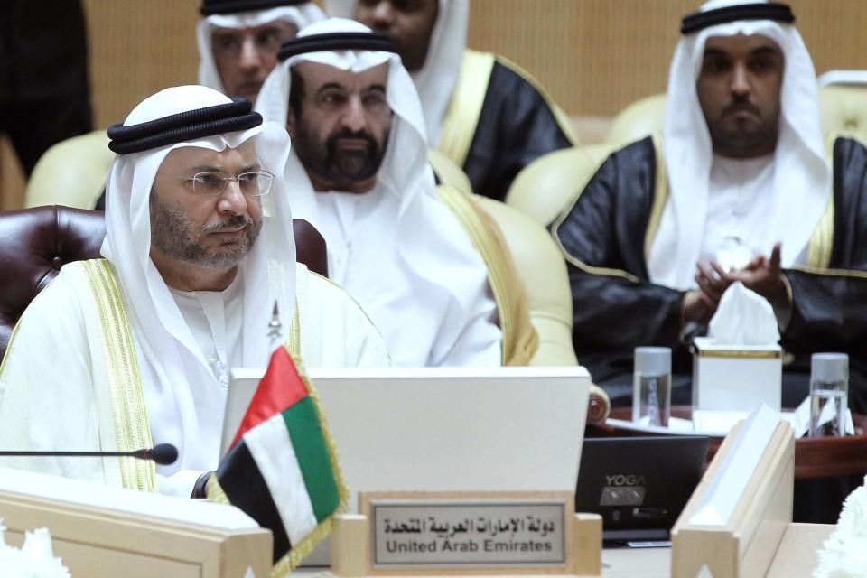 Kuuden Persianlahden maan ulkoministerit tapasivat keskiviikkona 17.5. Riadissa valmistellakseen tulevaa tapaamista Trumpin kanssa.