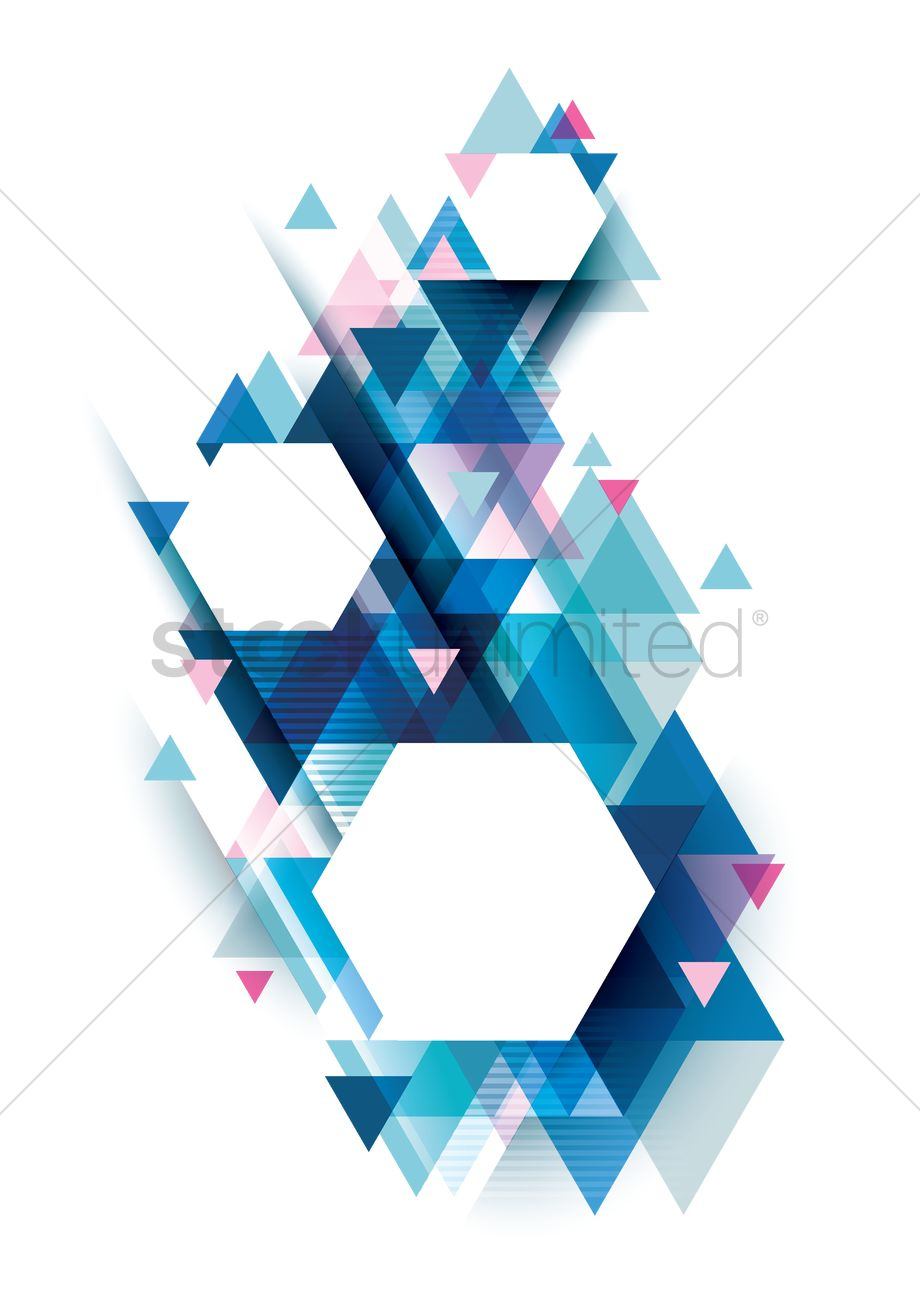 Geometric background design Vector Image   2006473   StockUnlimited geometric background design vector graphic