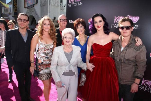 Katy Perry dejtar som 2014