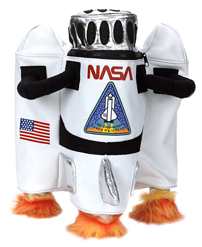 Astronaut+Jetpack+Backpack/Candypack