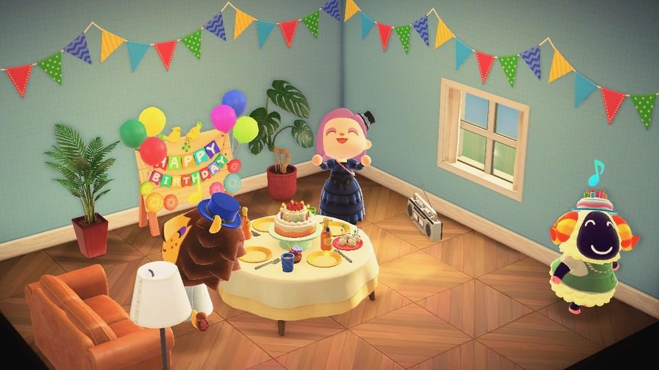 Auch eure Bewohner feiern einmal im Jahr ihren Geburtstag.