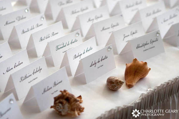 1000 Images About Place Cards On Wedding Reception Seating Card Holderonogram Stickers