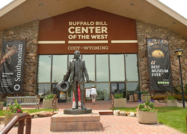 The Buffalo Bill Center of the West. A celebration of our hatred for the earth.