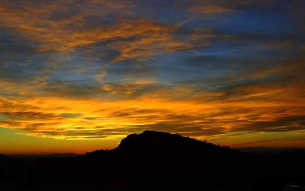 Kyndal-sunset