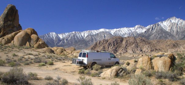 Cheap Rv Living Com Photos From The Alabama Hills Lone