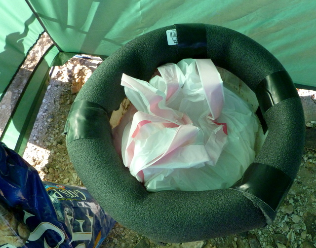 5 Gallon Bucket With Toilet Seat Lid