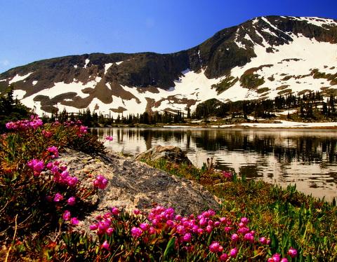 Missouri Pass, Colorado