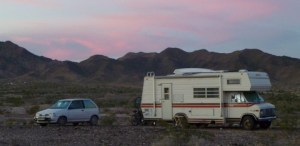 Cheap RV Living Baby Steps: Buying an Older Class C RV