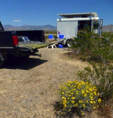 Phrump, NV is my all time favorite camping spot, except for one  thing--the terrible wind.  I don't camp there anymore.