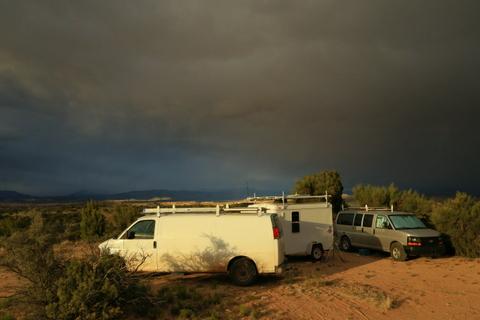 Cottonwood storm.