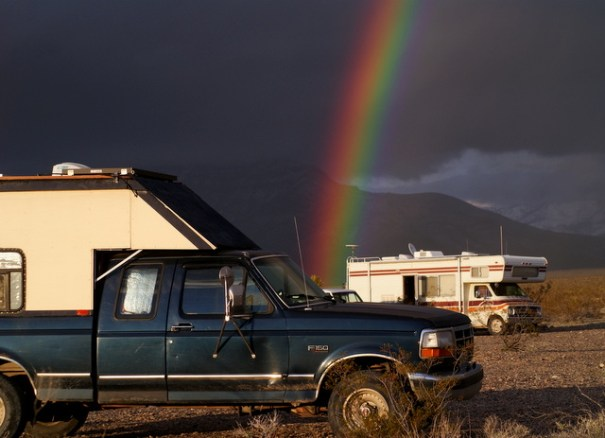 For me, living the mobile life s the true pot-of-gold at the end of the rainbow!