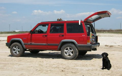Cherokee on Louisiana's Gulf Coast