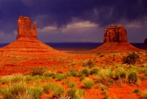 To the Navajo people, the land was sacred. As I have adopted the same attitude, I have found true peace and joy.