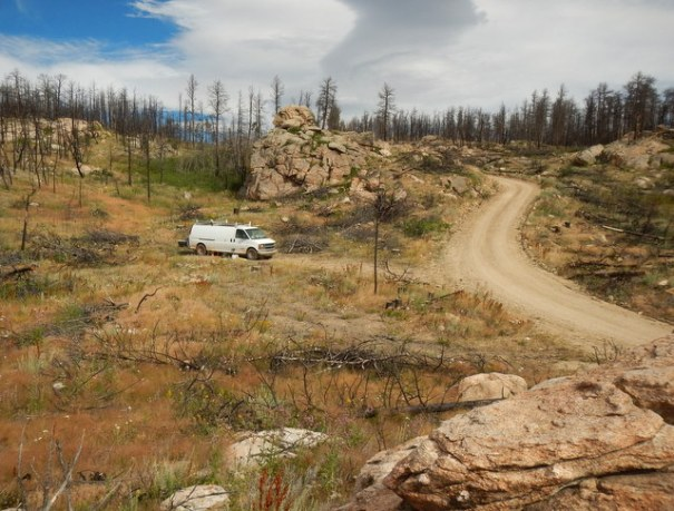 Medicine Bow NF, Wyoming
