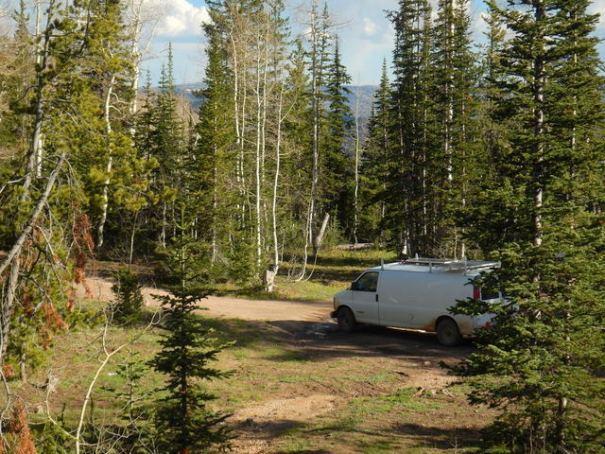 Kamas High Camp, Utah
