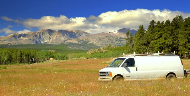 Big Horn National Fores (NF) Wyoming