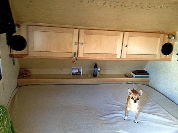 It Is Proving To Be A Wonderful Tiny Home For Me And My Two Chihuahuas As We Travel I Do Enjoy Being Able Set Up The Trailer Then Take Off