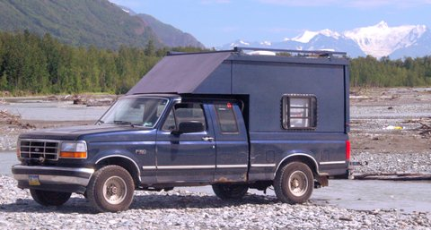 Build Your Own Camper