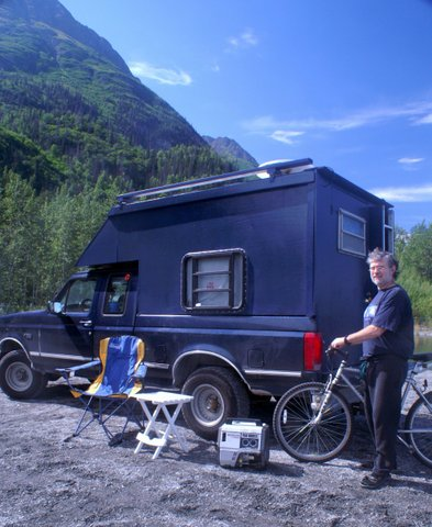 Cheap RV Living com-Build Your Own Camper
