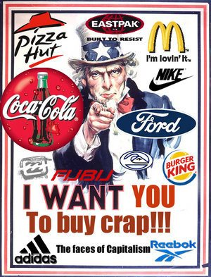 I want you to NOT buy crap!!