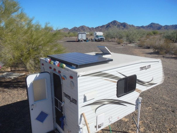 Every boondocker needs some solar for those extended stays.