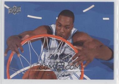 2008-09 Upper Deck #134 - Dwight Howard - Courtesy of CheckOutMyCards.com