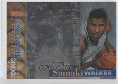 1996-97 Stadium Club Rookie Showcase #RS8 - Samaki Walker - Courtesy of CheckOutMyCards.com