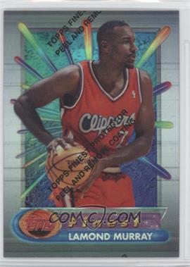 1994-95 Finest Refractors #289 - Lamond Murray - Courtesy of CheckOutMyCards.com