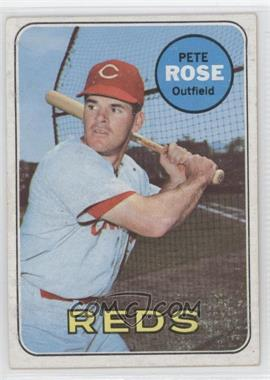 1969 Topps #120 - Pete Rose - Courtesy of CheckOutMyCards.com