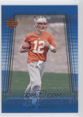 2000 Upper Deck #254 - Tom Brady RC (Rookie Card) - Courtesy of CheckOutMyCards.com