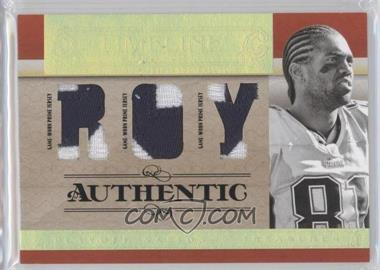 2007 Playoff National Treasures Timeline Material MVP Prime #RM - Randy Moss/10 - Courtesy of CheckOutMyCards.com