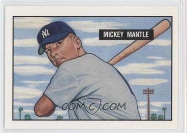1996 Topps Mantle Redemption #1 - Mickey Mantle 1951 Bowman - Courtesy of CheckOutMyCards.com