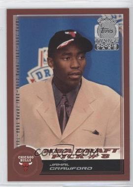 2000-01 Topps Tip-Off #132 - Jamal Crawford RC (Rookie Card) - Courtesy of CheckOutMyCards.com