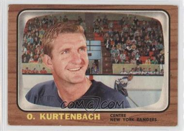 1966-67 Topps #25 - Orland Kurtenbach - Courtesy of CheckOutMyCards.com